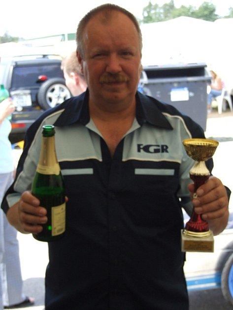 Miroslav Felgr, majitel Moto FGR