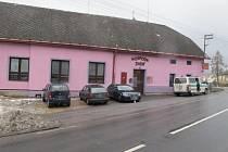 Z dopravní nehody v obci Němčice.
