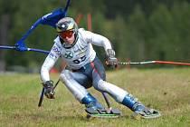 Získal již tři medaile. Aleš Mlíčka (Ski klub Ústí nad Orlicí) vybojoval na juniorském mistrovství světa již tři medaile. Ke stříbrům ze SuperG a slalomu přidal ještě bronz z obřího slalomu.