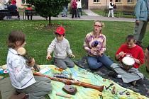 U příležitosti Mezinárodního dne dětí proběhne v sobotu v Domově pod hradem Žampach zámecká slavnost.
