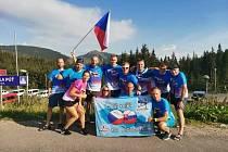 345 kilometrů zvládli Dobroběžci v čase 28:11:07.