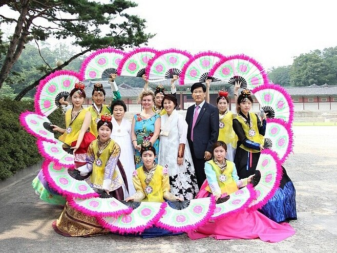Skupina Korea Wtimes.
