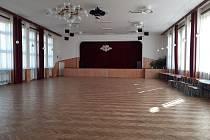 Současná podoba společenského sálu VOŠ a SŠ technické v České Třebové.Foto: město Česká Třebová