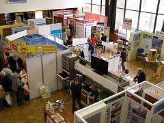 Výstava STAVÍME, BYDLÍME v Ústí nad Orlicí.