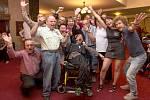 Mental Power Prague Film Festival, soutěžní festival filmů (ne)herců smentálním a kombinovaným postižením vynesl Žampašským nominace.