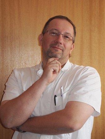 MUDr. Josef Hájek.