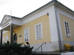 Městské muzeum v Žamberku.