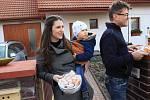 Masopust v Dobříkově byl v silničářském