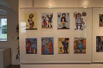 Do muzea v Lanškrouně na vtipy a karikatury