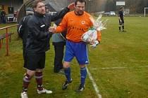 Petr Vašata ukončil aktivní fotbalovou kariéru.