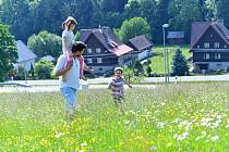 Dolní Morava láká na zážitky. V pátek se rozjede lanovka. Ilustrační foto.