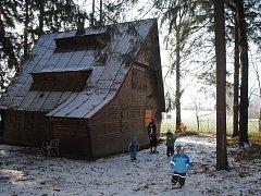 Dětský lesní klub Letokruh v Přívratu