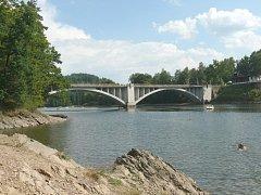 Most v Pastvinách.