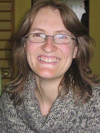 Katka Fišarová.