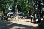 Letní hudební festival  se nesl v rytmu různých žánrů.