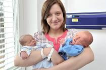 Honzík a Kubík Burdovi jsou dvojčátka, která se 18. dubna narodila rodičům Kristýně Svěrákové a Janu Burdovi ze Svitav. Honzík poprvé spatřil svět v 12.28 a vážil 2,650 kg, Kubík se narodil o minutu později s váhou 2,830 kg.