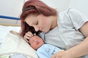 Tobiáš Jansa je po Matyášovi druhým synem Nikoly a Tomáše z Letohradu. Narodil se 19. 6. v 6.14 hodin a vážil 3,650 kg.