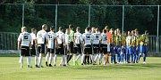 Česká fotbalová liga: TJ Jiskra Ústí nad Orlicí - FK Litoměřicko.