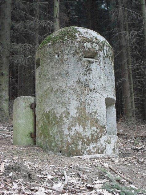 Einmann - bunkry.