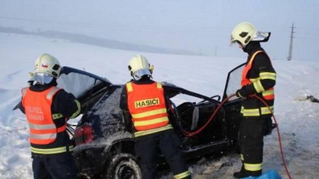 Ve čtvrtek krátce před šestou hodinou ranní se na silnici I/35 stala tragická dopravní nehoda.