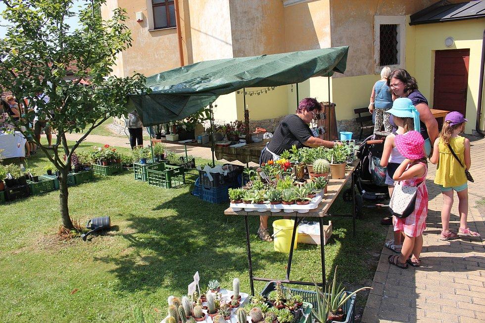 V sobotu 24. července se v Českých Heřmanicích konal další ročník tradičního Staročeského pouťového jarmarku.