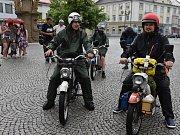 Cestovatelé na pionýrech nabrali směr Rusko.
