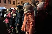 Česko zpívá koledy v Ústí nad Orlicí