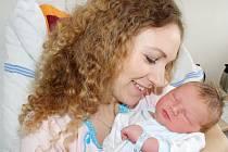 Marek Friml, tak se jmenuje první potomek Markéty a Martina z Potštejna. Narodil se 12. května ve 13.55 a vážil 3,96 kg.