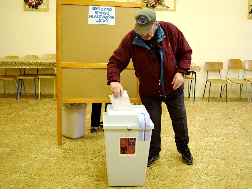 Referendum v Králíkách.