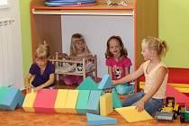 V Rudolticích veřejnosti představili novou třídu mateřské školy.