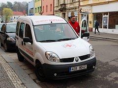 Senior doprava jezdí nově i v Chocni