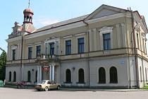 Společenský dům v Lanškrouně.