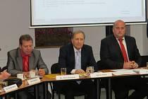 Ustavující zasedání zastupitelstva v Letohradě.