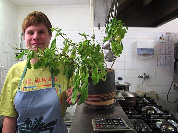 Ludmila N. chodí do Rytmusu dva roky.