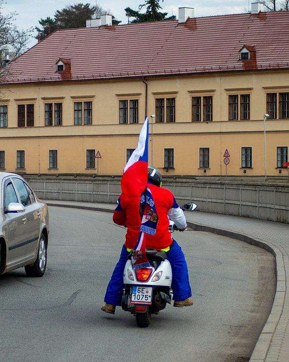 Spanilá jízda v Chocni, Foto: Sebastian Vanický
