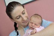 Eliška Šilarová je prvním dítětem Heleny a Davida z Ostrova u Lanškrouna. Narodila se 5. 3. v 17.48 hodin s váhou 3,340 kg.
