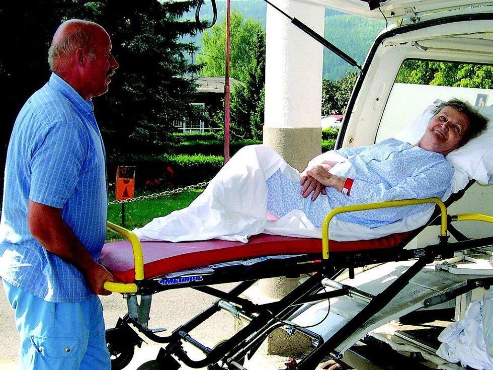 Snahou zdravotníků je, aby se změny neprojevily v kvalitě péče o pacienty.