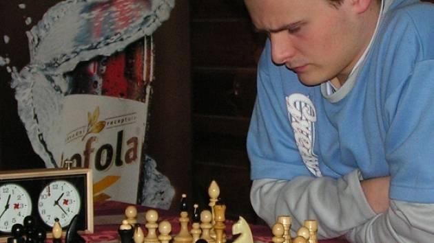 Náhradník třebovského  týmu Zdeněk Šimek také výraznou měrou pomohl k výhře svého týmu.