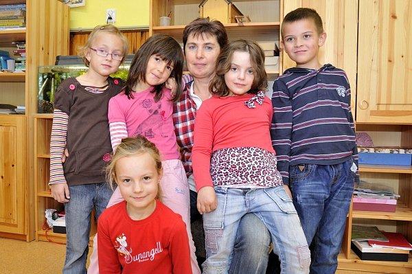 1. třída ZŠ Luková