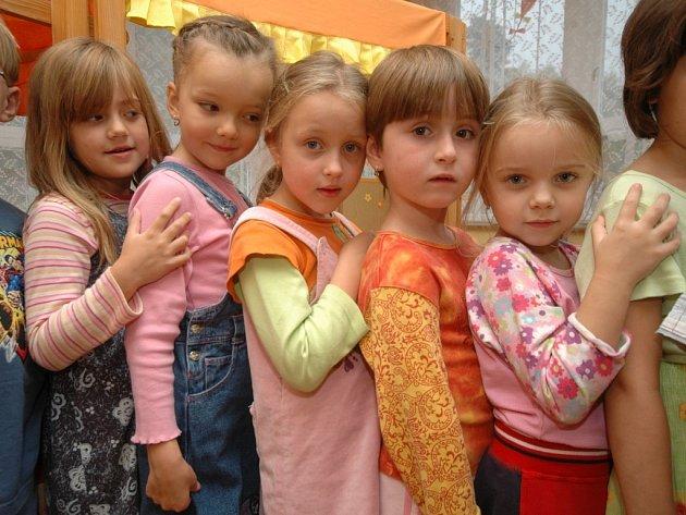 Mateřská škola U Koupaliště oslavila 25 let od svého založení.
