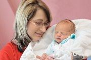 Matěj Hudeček je po Honzíkovi dalším synem Lucie a Jana z Vidlaté Seče. Chlapec se narodil 24. ledna v 0.29 hodin a vážil 3,60 kg.