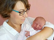 Gabriela Řehořová je prvorozená holčička Markéty Šmídové a Pavla Řehoře z Ústí nad Orlicí. Narodila se 27. 8. v 10.29 hodin a vážila 3570 g.