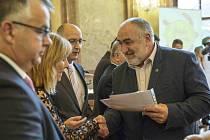 Česká chuťovka 2017 zná své vítěze, ceny se rozdávaly na slavnostním vyhlášení v v Senátu.