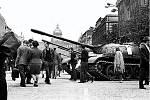21. SRPEN 1968, OKUPACE. Armáda obsadila nejen Prahu, ale i Orlickoústecko