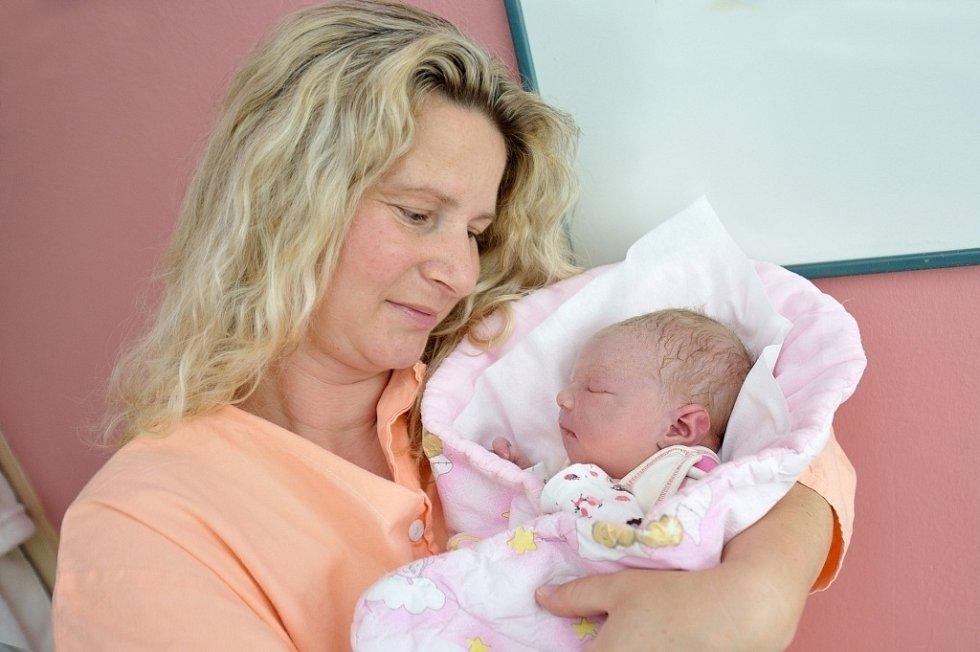 Laura Brachtlová rozšířila rodinu Adriany a Milana ze Žichlínku. Světlo světa spatřila 9. 8. v 5.32 hodin, kdy vážila 3,660 kg. Sourozenci se jmenují Beatka a Milošek.