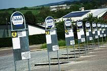 Autobusové nádraží - ilustrační foto.