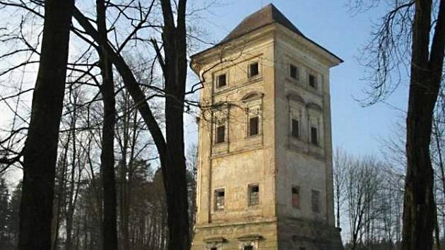 Zámeček - Nový Zámek u Rudoltic