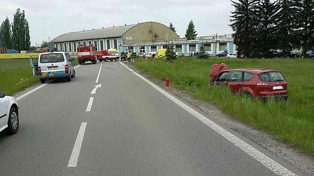 Zdopravní nehody vChocni.