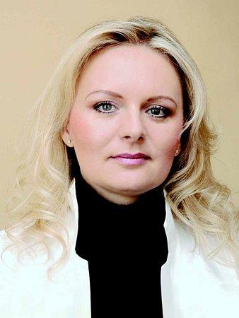 Michaela Tomanová, ředitelka Rehabilitačního ústavu vBrandýse nad Orlicí.