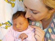 Marie Stejskalová je prvorozená holčička Denisy Jetmarové a Davida Stejskala z Ústí nad Orlicí. Narodila se 25. 1. v 10.48 hodin, kdy vážila 3190 g.